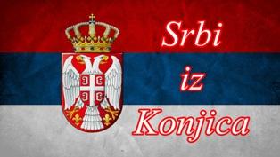Srbi iz Konjica